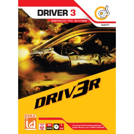 DRIVER 3 1DVD گردو
