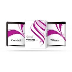اموزش نرم افزار فتوشاپ PHOTOSHOP CC |قیمت پشت جلد 960000ریال |2DVD9