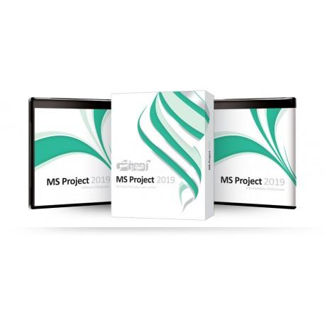 آموزش MS Project 2019 شرکت پرند قیمت پشت جلد 560000ریال
