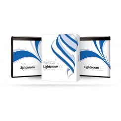 اموزش Lightroom CC | قیمت پشت جلد 420000ریال |2DVD9