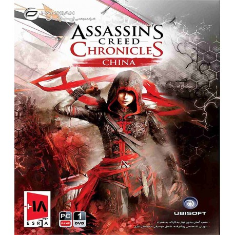 بازی کامپیوتر Assassin's Creed Chronicles : China