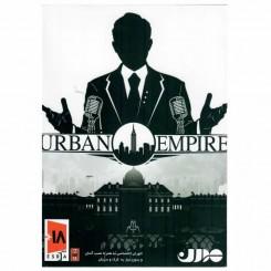 بازی کامپیوتر Urban Empire |قیمت پشت جلد 8000 تومان