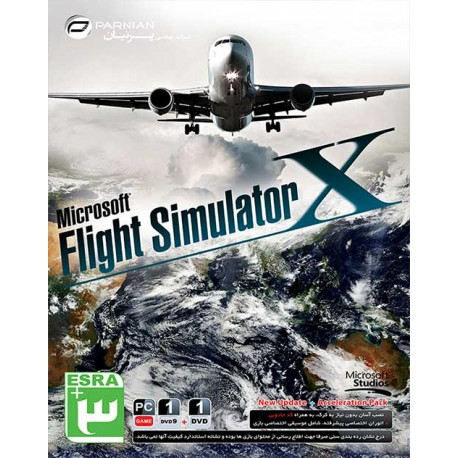 بازی کامپیوترMicrosoft Flight simulator