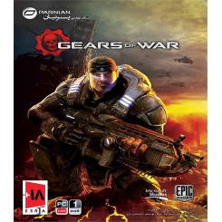 بازی کامپیوتر بسته بندی پرنیان GEARS OF WAR