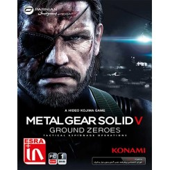 بازی کامپیوتر Metal Gear Solid V Ground Zeroes