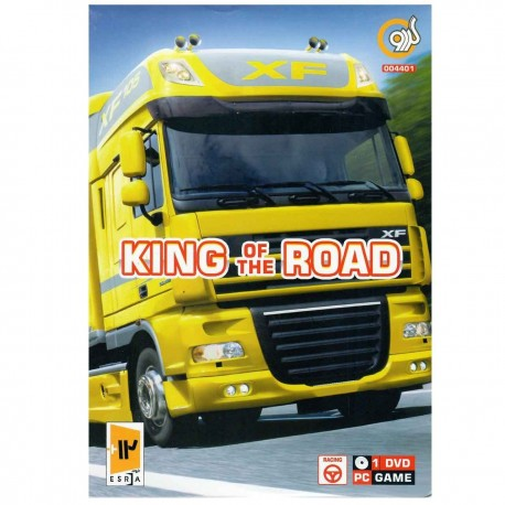 KING OF THE ROAD گردو 1DVD