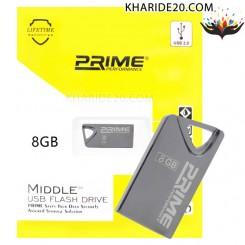 فلش مموری پرایم PRIME MIDDLE 8GB