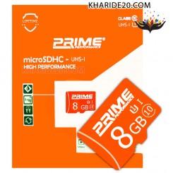 رم پرایم PRIME MICRO 8GB 60MB/s