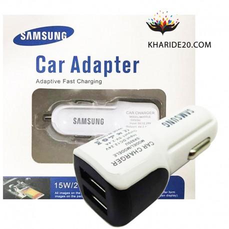 شارژر فندکی CAR ADAPTER SAMSUNG