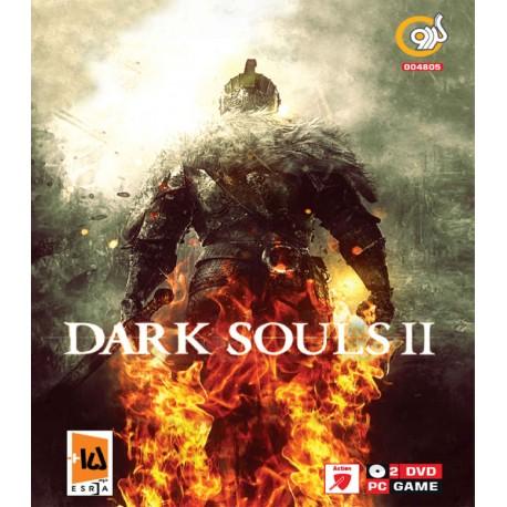 DARK SOULS II قیمت پشت جلد 150000 ریال گردو