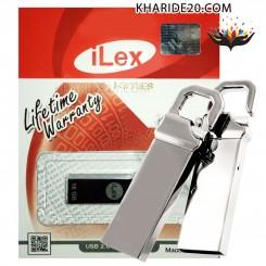 فلش مموری 16 گیگ قفلی تیتانیومی|iLex 16GB