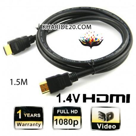 کابل HDMI 1.5M سفارش اروپا SONY