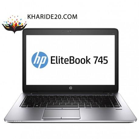 لب تاب HP استوک اروپایی مدل ELITEBOOK 745