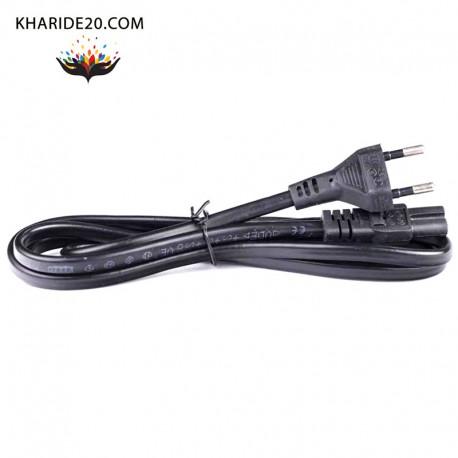 کابل برق 2 چاک 1.5متری