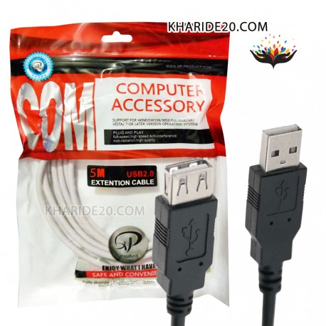 کابل افزایش طول USB