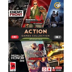 بازی ACTION COLLECTION VOL 7