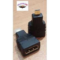 تبدیل HDMI و خروجی MICR HDMI