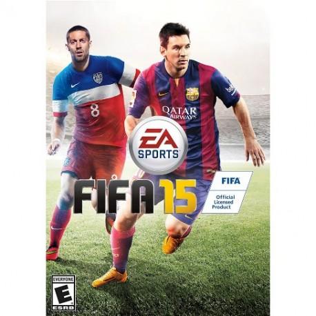 بازی کامپیوتر FIFA15