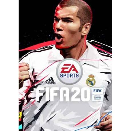 بازی فوتبال FIFA 20 XBOX
