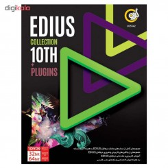 ادیوس کالکشن Edius collection 10TH + Plugins