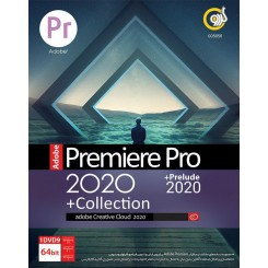نرم افزار Premiere Pro 2020 Collection + Prelude 2020