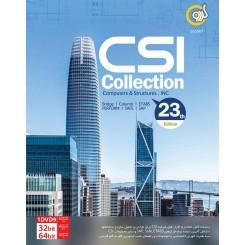 نرم افزار CSI Collection 23th Edition |قیمت پشت جلد 255000ریال |1DVD9