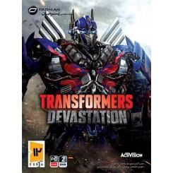 بازی کامپیوتر Transformers Devastation