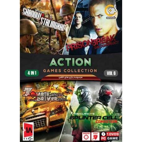 مجموعه بازیهای اکشن شماره شش| ACTION COLLECTION VOL 6
