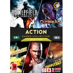 بازی مجموعه بازیهای اکشن شماره پنج | ACTION COLLECTION VOL 5