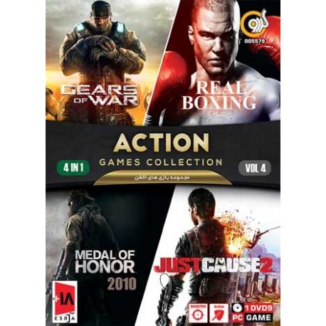 مجموعه بازی های شماره چهار|ACTION COLLECTION VOL.4