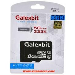 رم میکرو 50MB/S Galexbit MICRO SD 8GB
