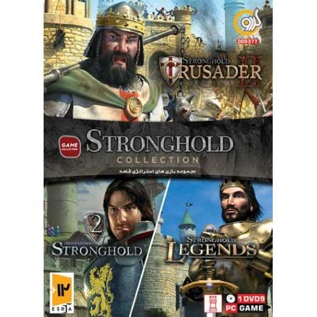 بازی کامپیوتری منتخب قلعه Stronghold Collection