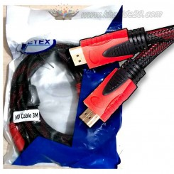 کابل 3 متری HDMI کنفی DETEX