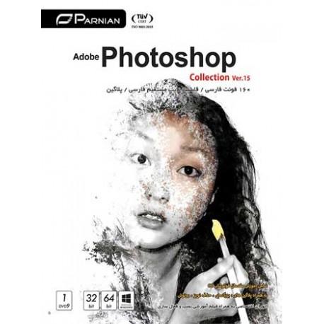 فتوشاپ PHOTOSHOP |تعداد حلقه 1DVD9 |قیمت پشت جلد 245000ریال