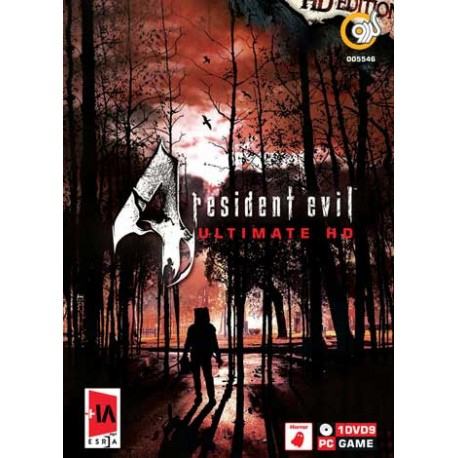 بازی کامپیوتری Resident Evil 4 HD Ultimate HD