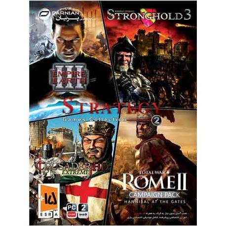 مجموعه بازیهای استراتژیک | Strategy Games Collection 2