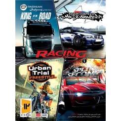 مجموعه بازی های چهارگانه مسابقه ای   Racing Collection 1