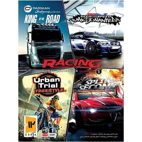 مجموعه بازی های چهارگانه مسابقه ای | Racing Collection 1