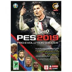 بازی pes 2019 pc گردو pro evolution soccer