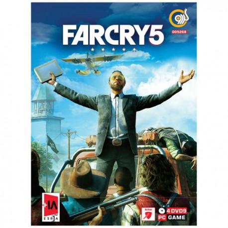 بازی FARCRY 5 شرکت گردو
