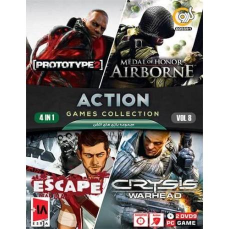 مجموعه بازی های شماره هشت|ACTION COLLECTION VOL.8