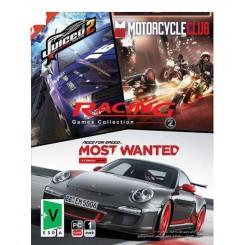مجموعه بازی های چهارگانه مسابقه ای | Racing Collection 2