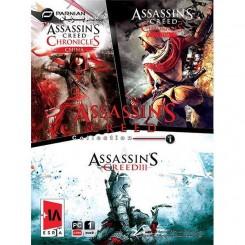بازی کامپیوتر Assassin's Creed collection 1