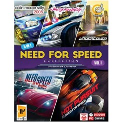 بازی کامپیوتری need for speed vol 1 collection