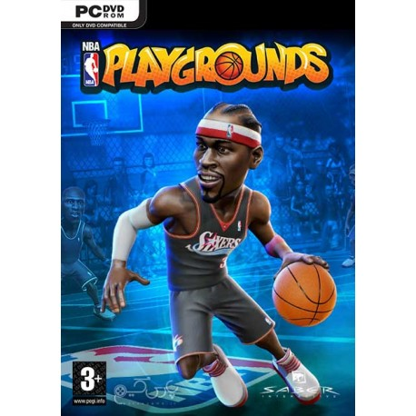 بازی کامپیوتری playgrounds