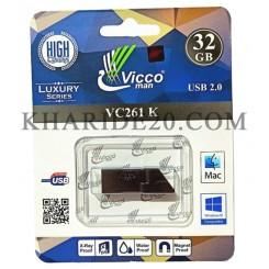 فلش مموری 32GB VICCO MAN VC261K