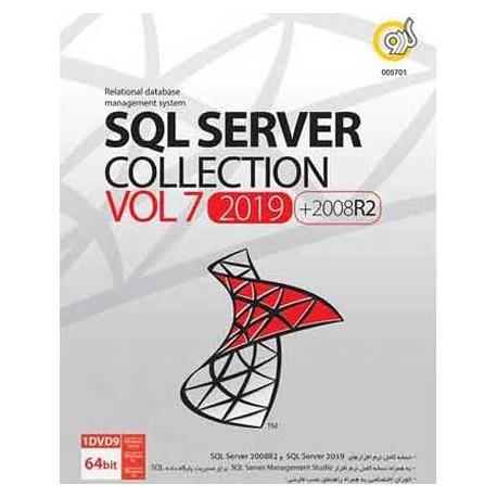 مجموعه نرم افزار VOL7 SQL Server 2019 & 2008 Collection