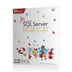 نرم افزار sql server collection 2005 2008 2012 2014