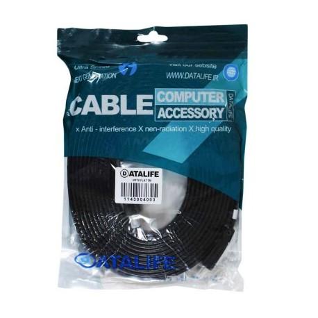 کابل 5 متری HDMI FLAT DATALIFE