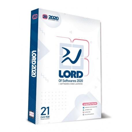 مجموعه نرم افزاری لرد نوین پندار Lord 2020 v.20